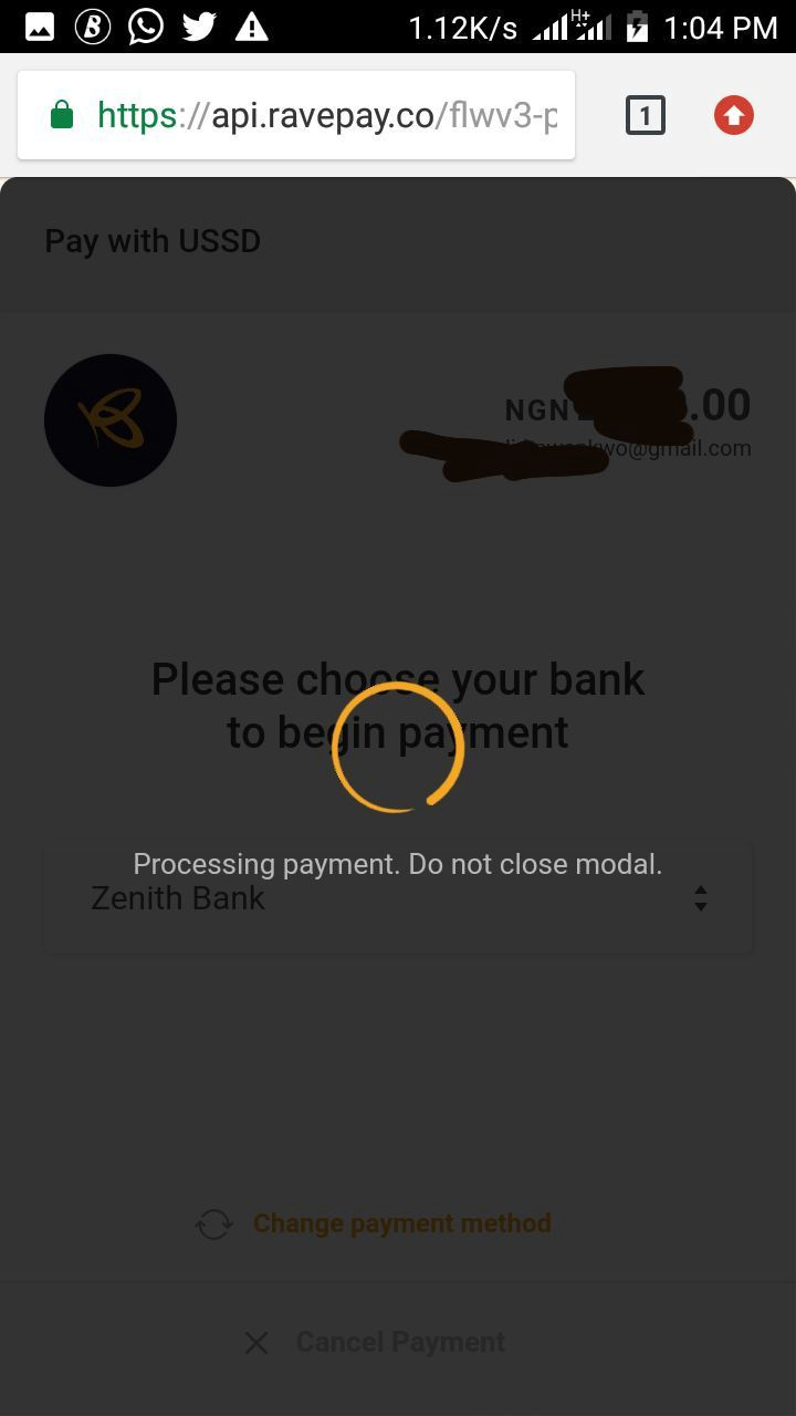 How I successfully deposited or funded my 1XBET account