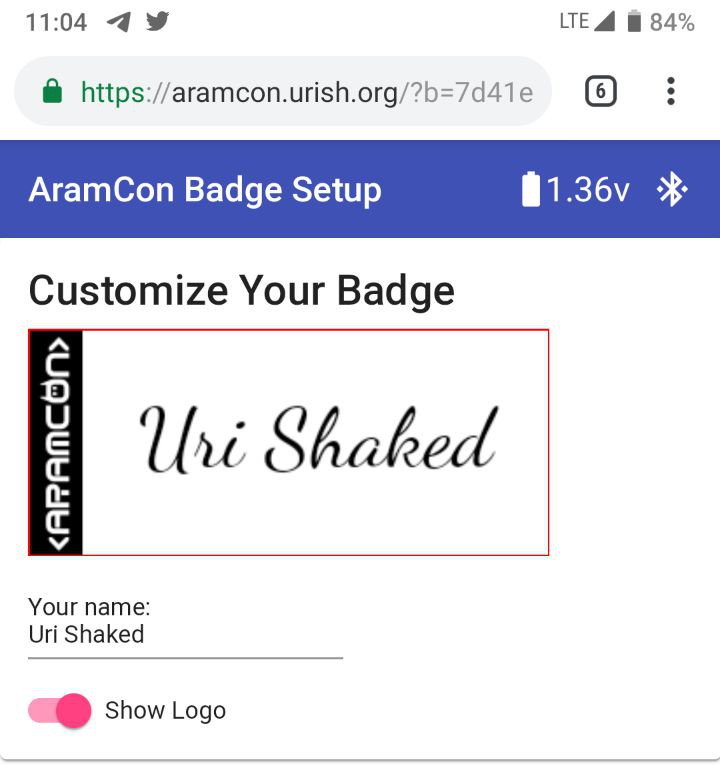 The Smart Conference Badge We Almost Failed Shipping