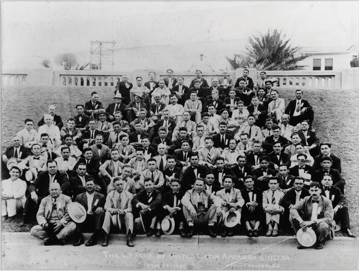 1929: League of United Latin American Citizens