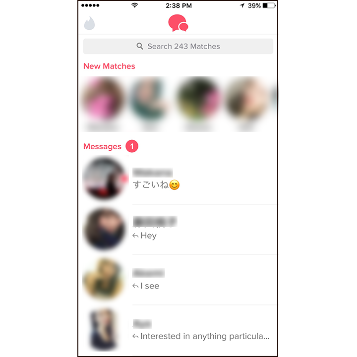 I used Tinder in Japan  Should you use it too? - Dine - Medium