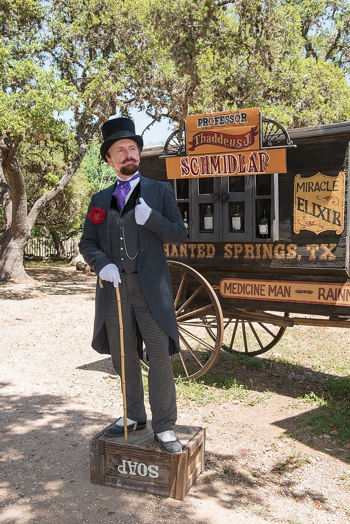 """Why Scammers """"Sell Snake Oil"""". The story behind snake oil's scummy… 