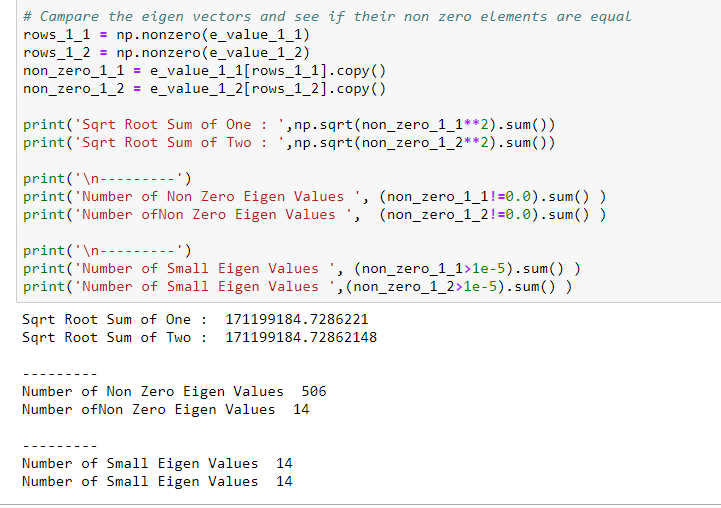 My Notes for Singular Value Decomposition with Interactive