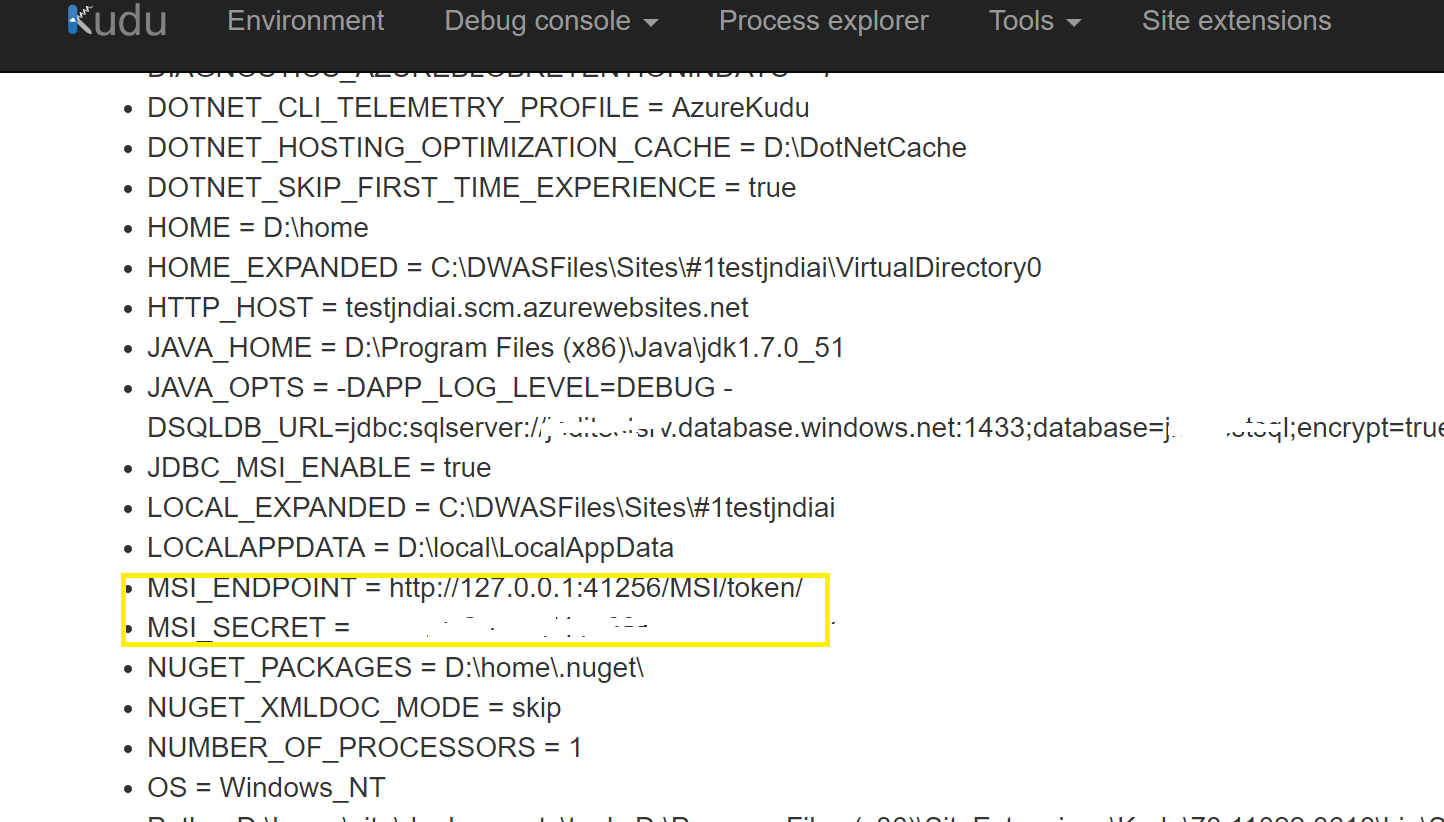 Migrating Spring Java Applications to Azure App Service