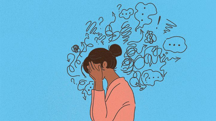 Depression is mostly a chemical imbalance. Causes and symptoms and treatment vary widely.