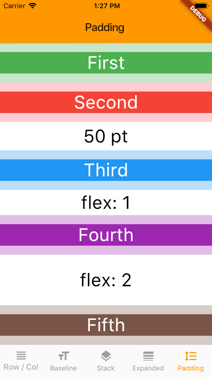 Flutter Layouts Walkthrough: Row, Column, Stack, Expanded
