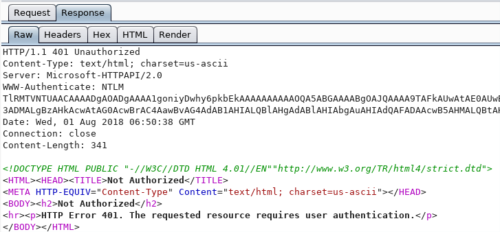 Brute-forcing Active Directory credentials via RD Gateway