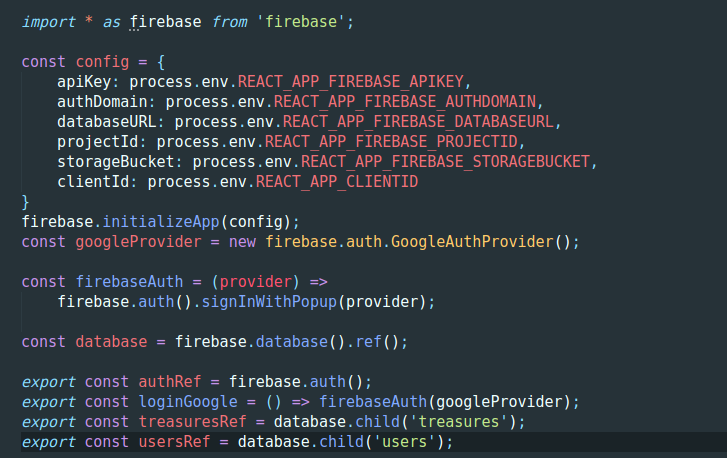 Integrate React with Firebase and Deploying with Gitlab +
