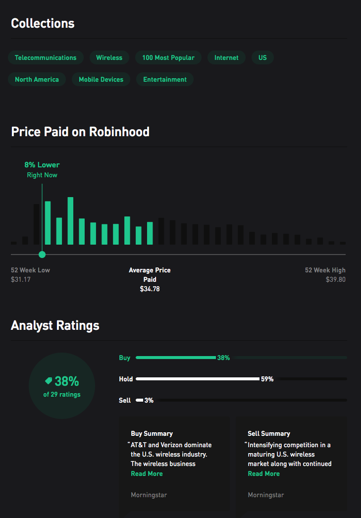 Design of Robinhood, bringing stock trading to youth
