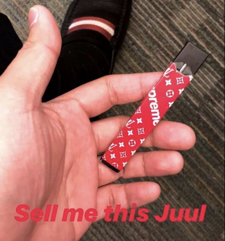 Things I love (Or Why Everyone Should Get A JUUL) - John