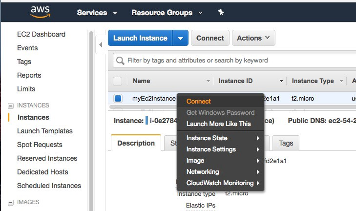 How to configure and remotely connect to MySQL on EC2 instance