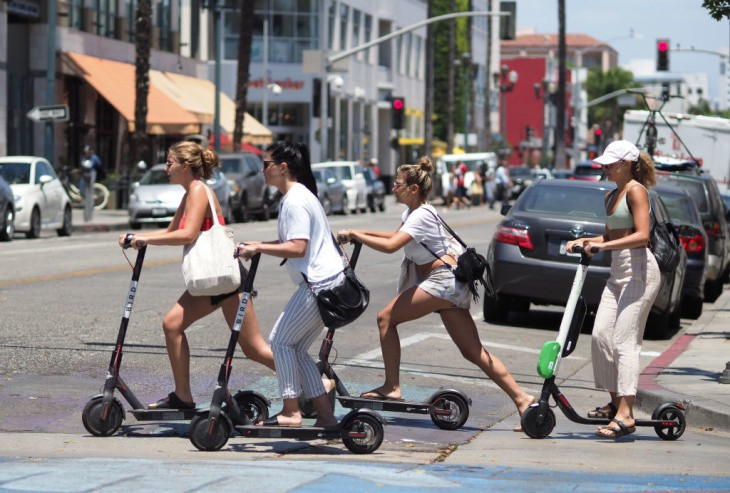 5 Reasons Why This Is The Ultimate Electric Scooter