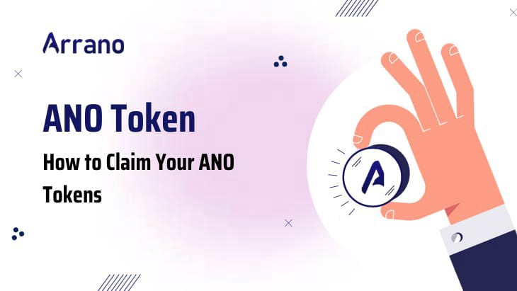 ANO Token: How to claim your ANO Tokens