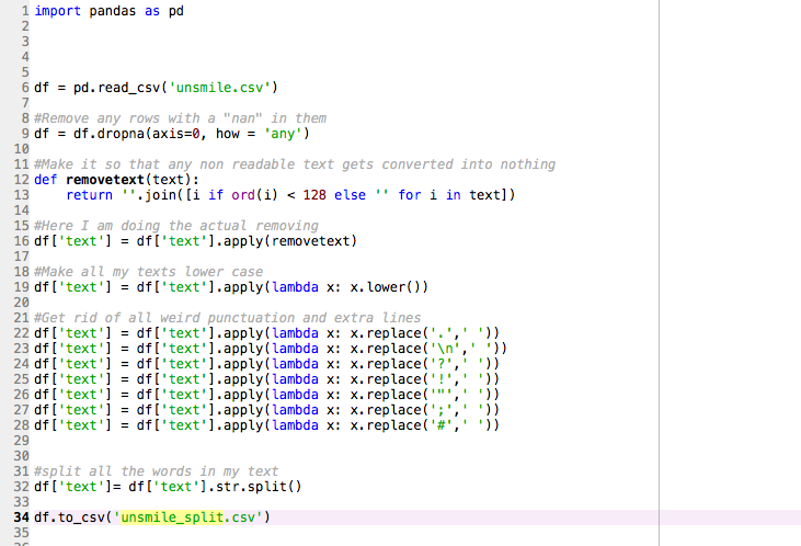 Twitter Sentiment Analysis with full code and explanation
