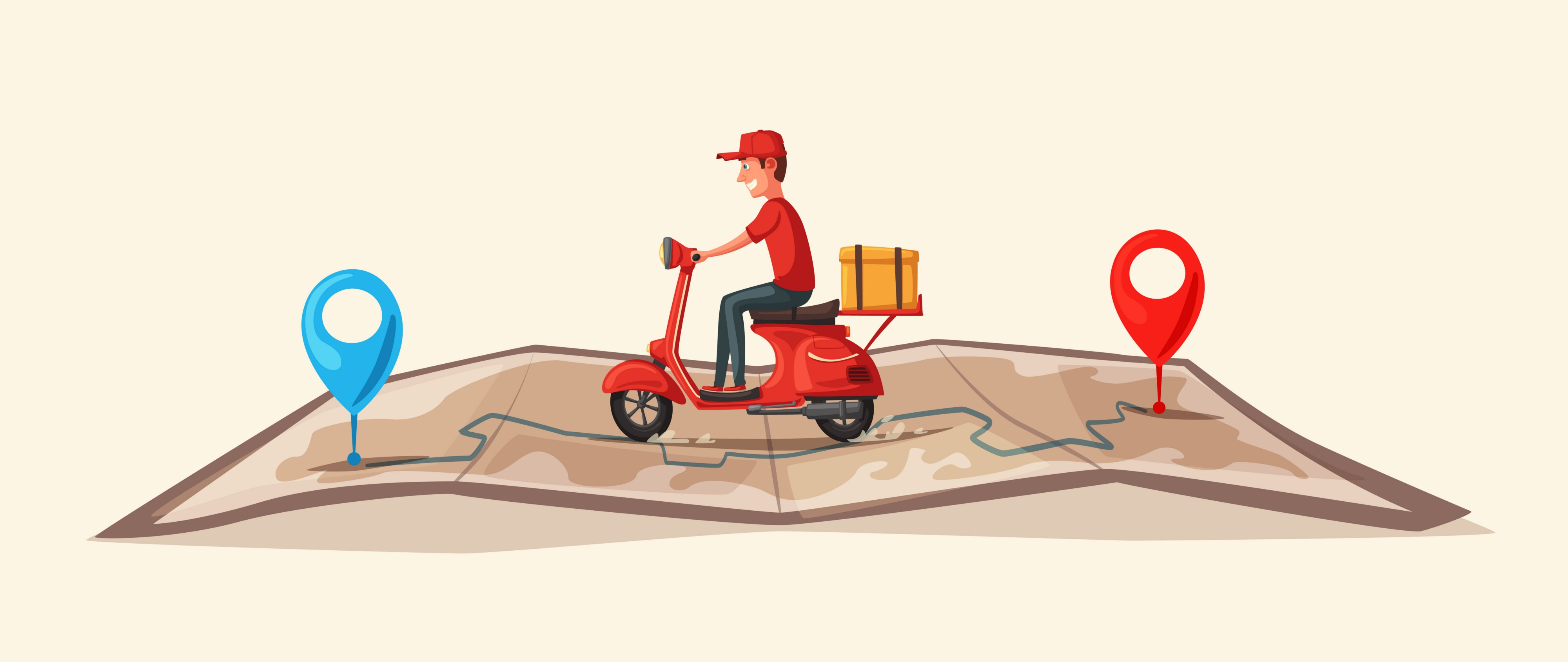 Has COVID-19 Flourished the Delivery Services Industry?
