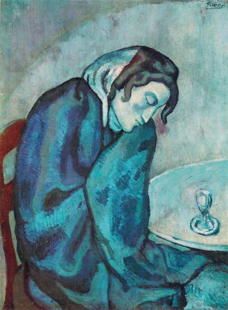 What Can Students Learn from Pablo Picasso's Blue Period