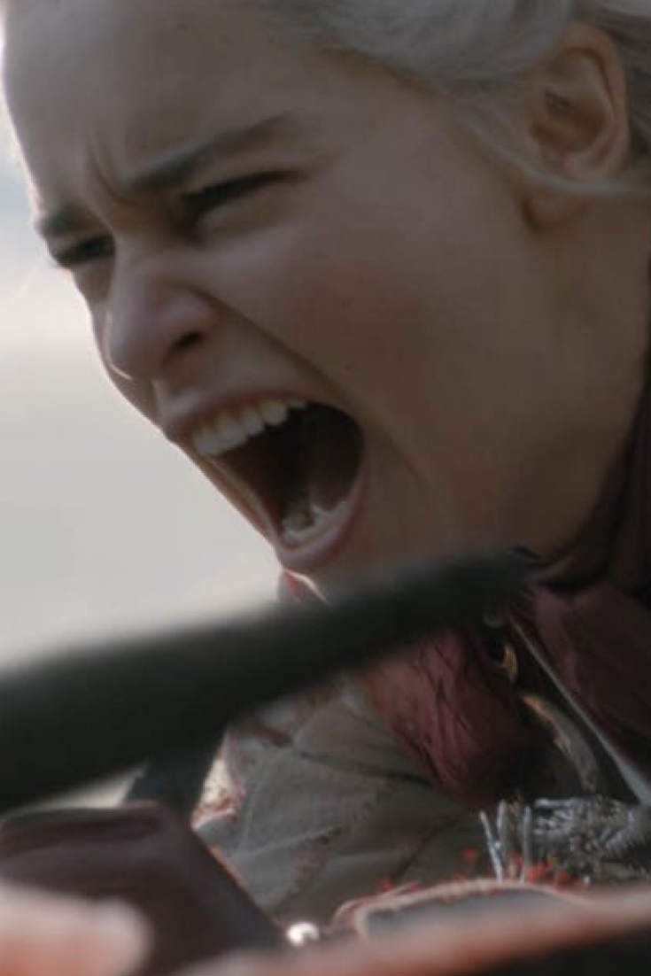 Daenerys loses her shit
