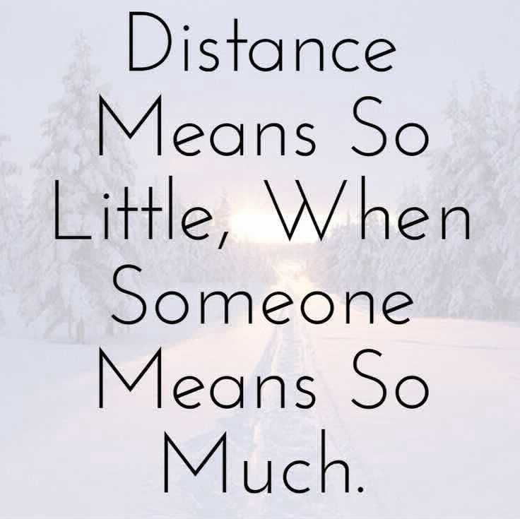 Signs Of True Love in Long Distance Relationships - Divya
