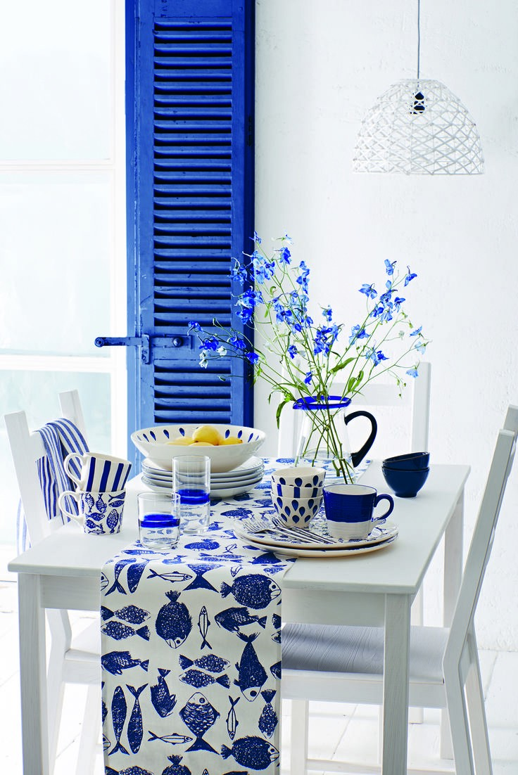 Embracing A Greek Aesthetic Interior Design Collection