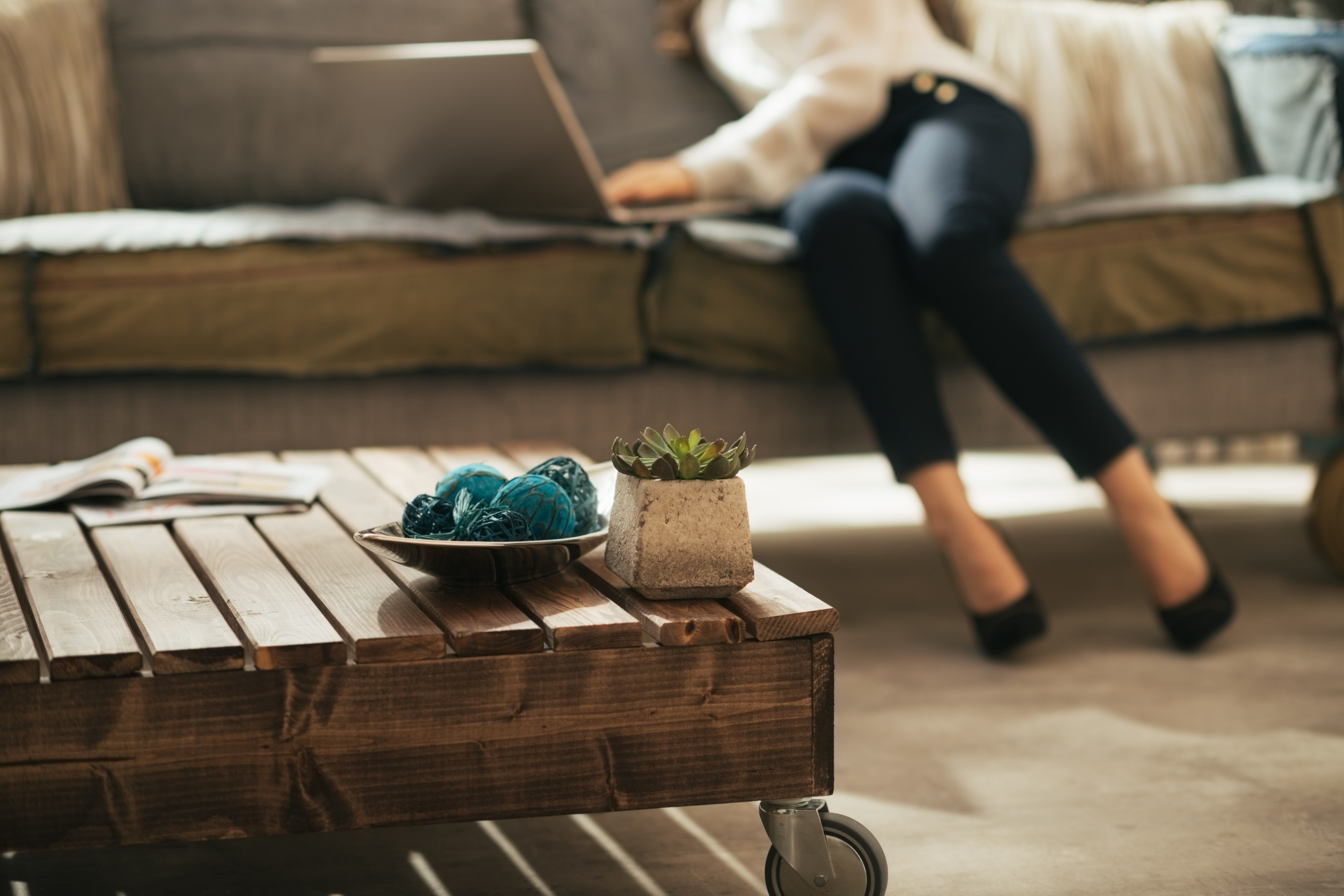 - The Most Creative Modern Coffee Table Décor Ideas For Your Living