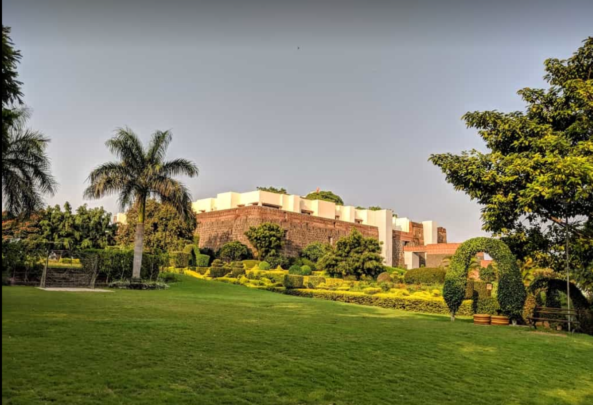 Fort Stay near Pune