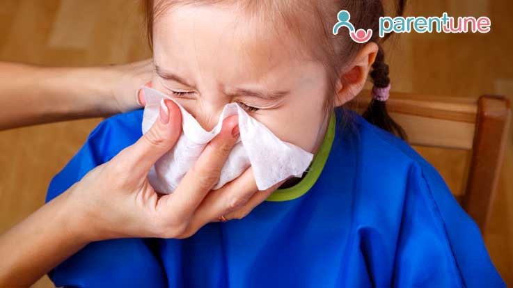 5 Runny Nose (Rhinorrhea) Home Remedies, Symptoms, Tips to