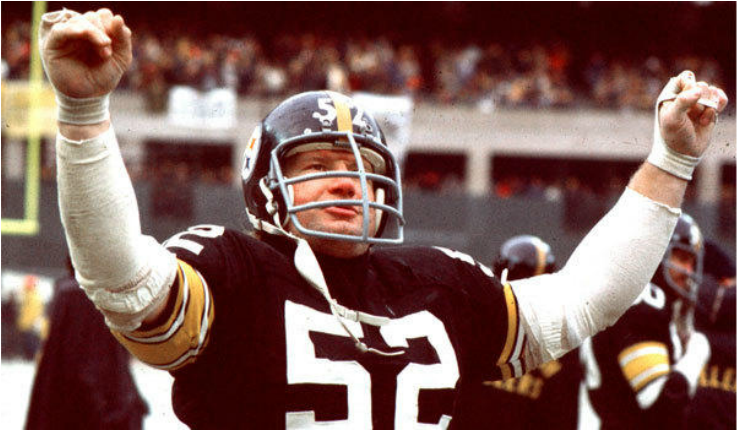 Mike Webster Winning The Super Bowl! | William Larkin