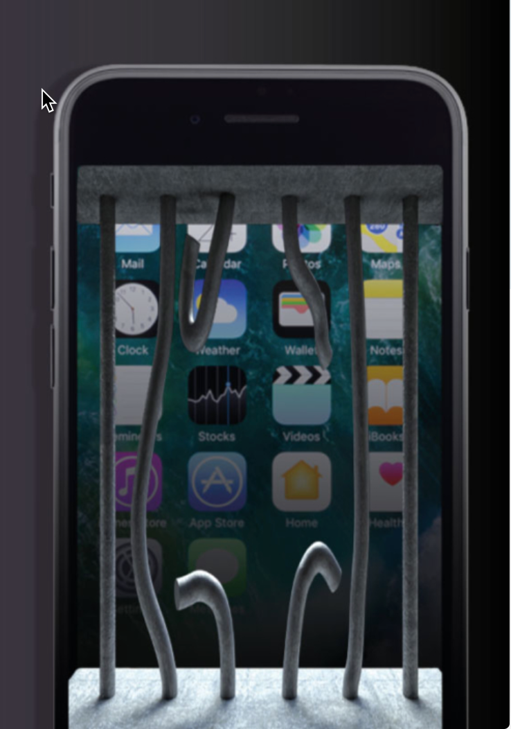 Hackers Jailbreak iPhones to compromise iOS and gain full administrative control over the enviorment