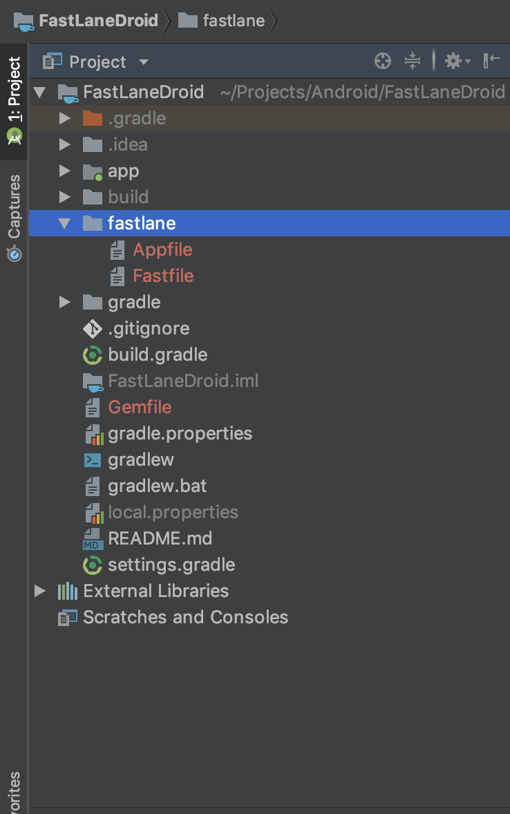 Automating the Android Build and Release Process using