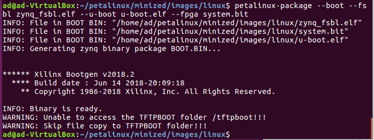 MicroZed Chronicles: Building PetaLinux for the MiniZed