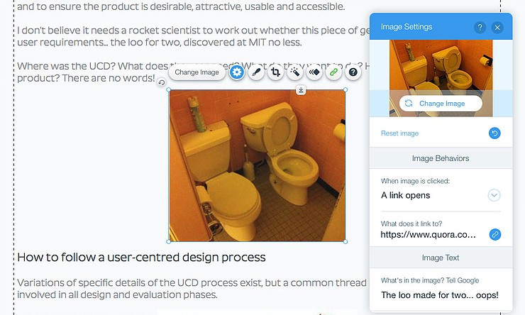 A is for Accessibility — 12 top tips for designing an