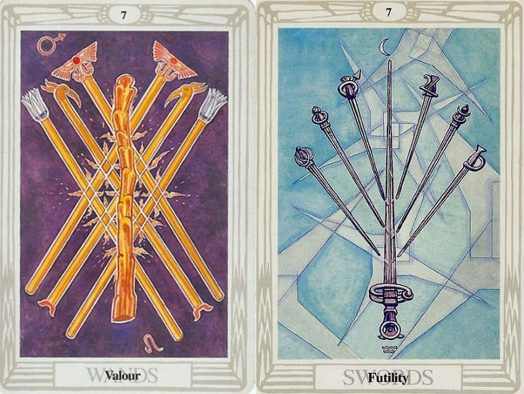 Sexual Yoga and the Thoth Tarot - Greg Poole / lazypretty