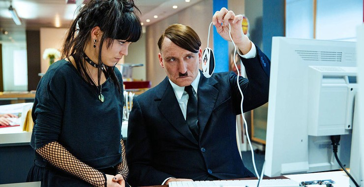 Hitler in Look Who's Back