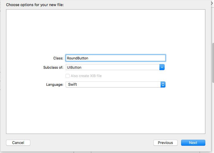 Custom Rounded Buttons In Xcode 10 (Swift 4 2) - Adam Fils