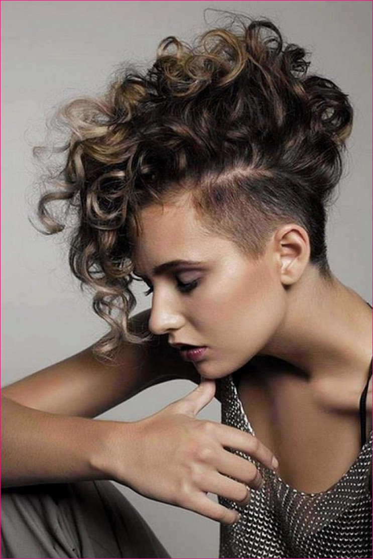 Cool Hairstyles For Short Curly Hair By Gokhan Duman Medium