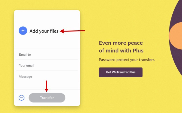 Should You Use Wetransfer To Send Large Files Aliko