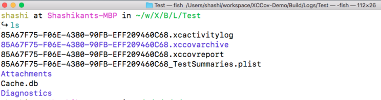 xccov: Xcode Code Coverage Report for Humans - XCBlog - Medium