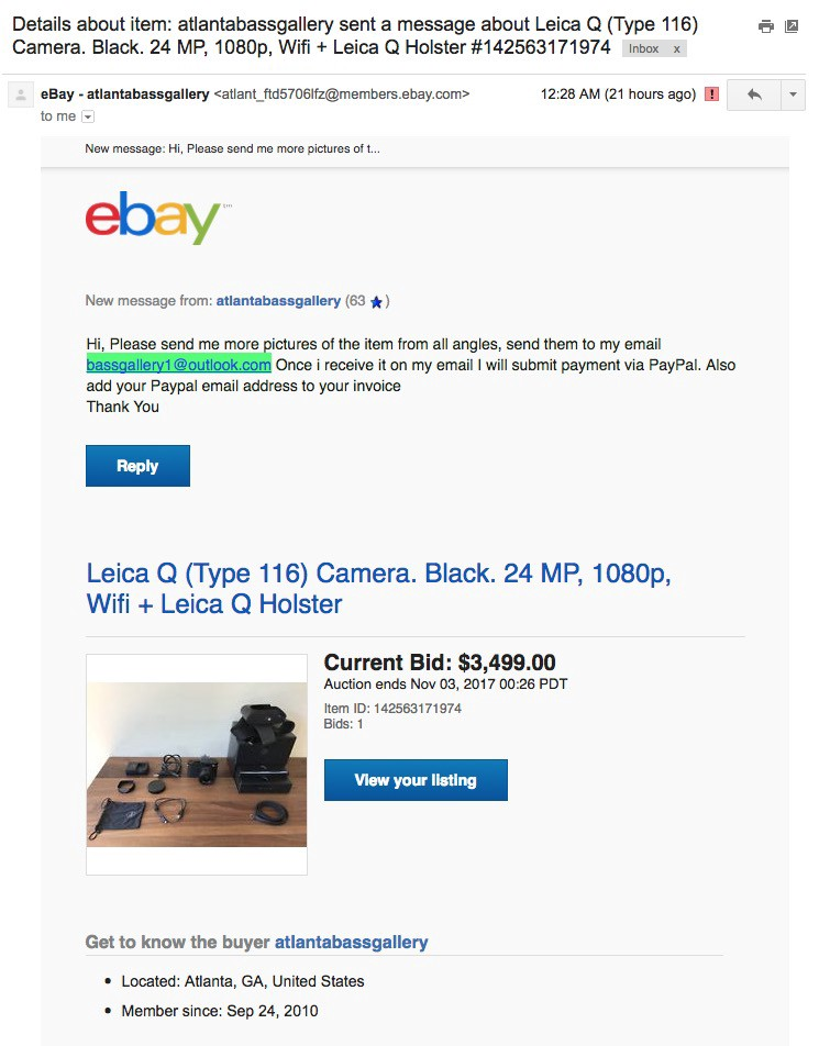Why I Will Never Sell A Product Again On Ebay And Why You Shouldn T Neither By Sam Hickmann Medium