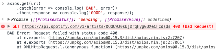 Fetch vs  Axios js for making http requests - Jason Arnold