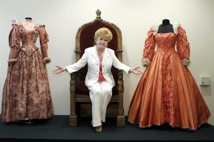 10 Crazy Things to Buy From Debbie Reynolds' Legendary