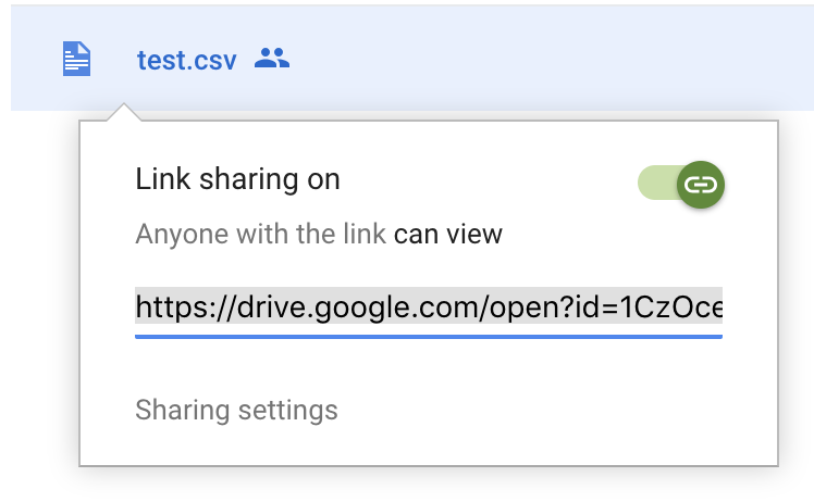 Importing CSV from Google Drive to Google Sheets - Excelify