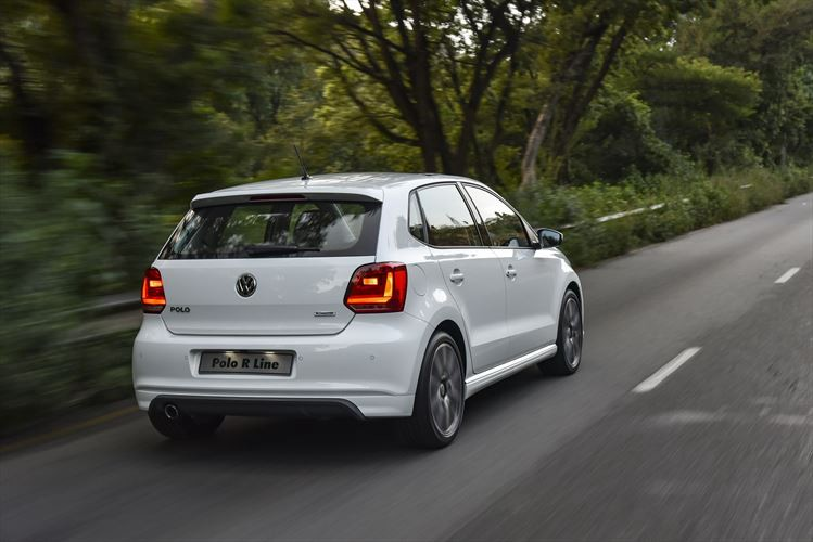 VW Polo R Line in South Africa