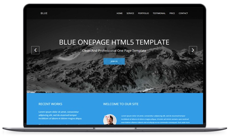 100+ Free Bootstrap HTML5 Templates For Responsive Website