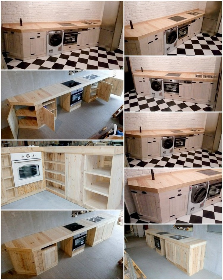 16 Adorable Diy Indoor And Outdoor Ideas Of Wood Pallet Furniture By 1001 Fashions Medium
