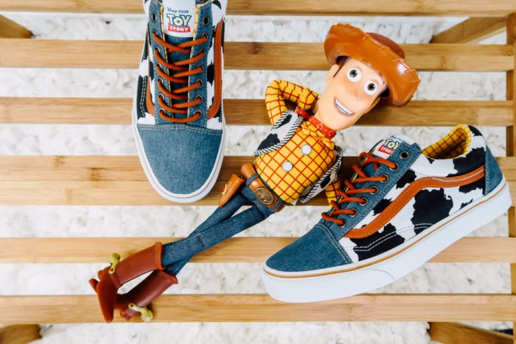Interview Bringing to Life the Toy Story Vans Collection