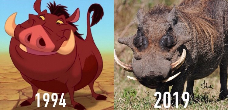 Local Views The Lion King Remake Will Fail Because Real