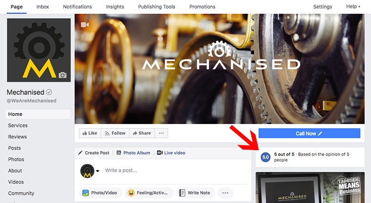 Facebook Recommendations Have Replaced Reviews - Mechanised