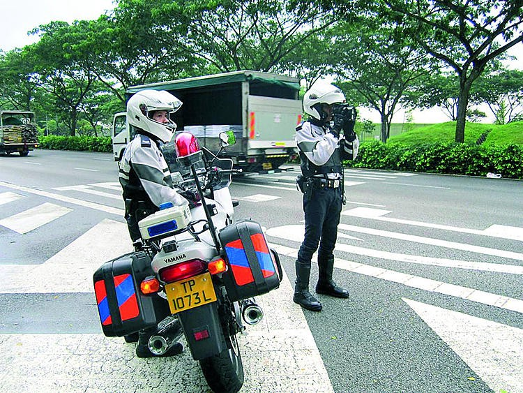If you will never stop by the traffic Police ,if you these
