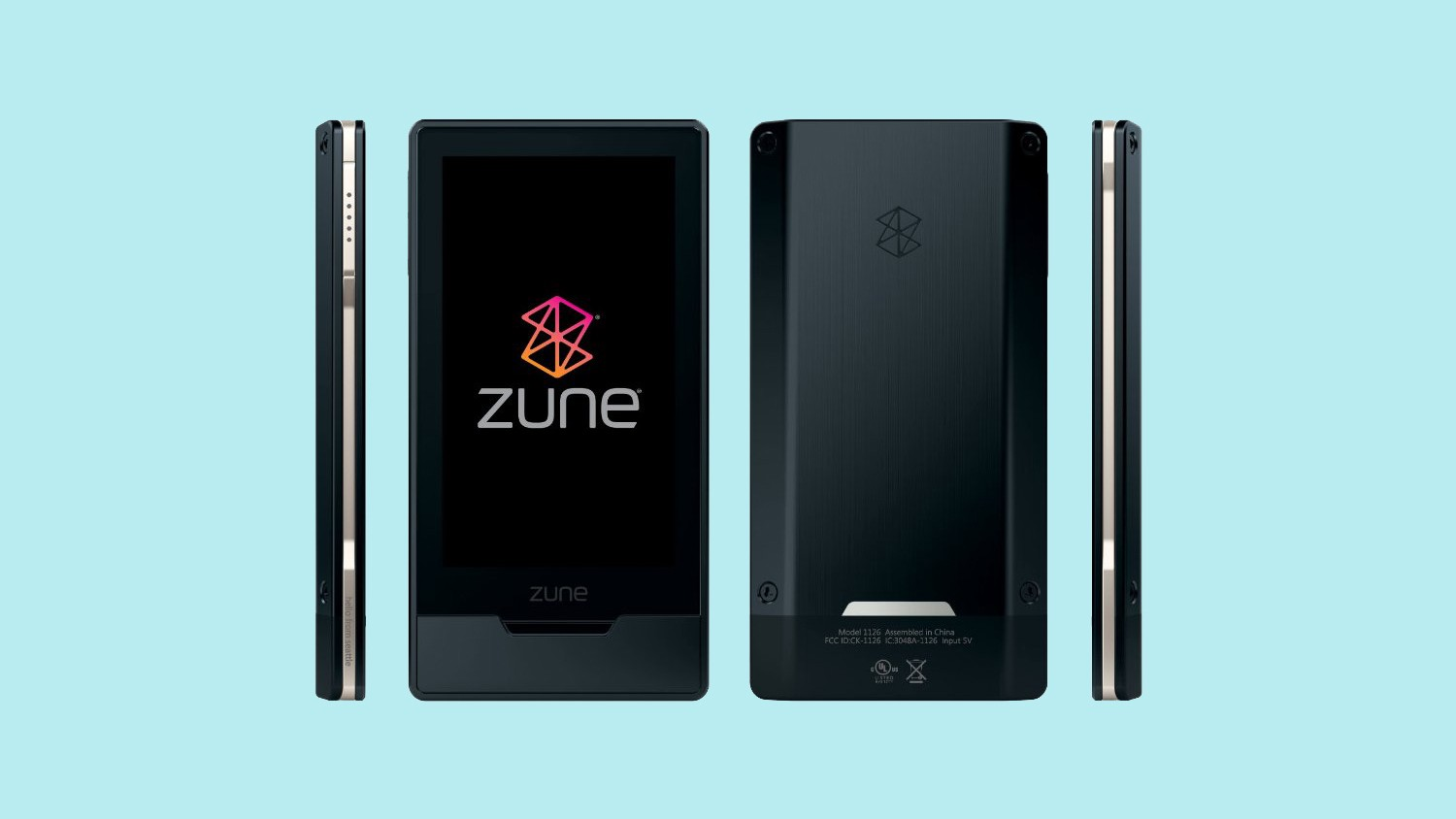 Microsoft Zune a Product Failure