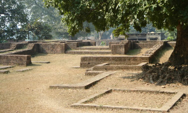 Lumbini and other surrounding sites related to the Buddha's life
