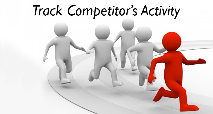 track competitor activity